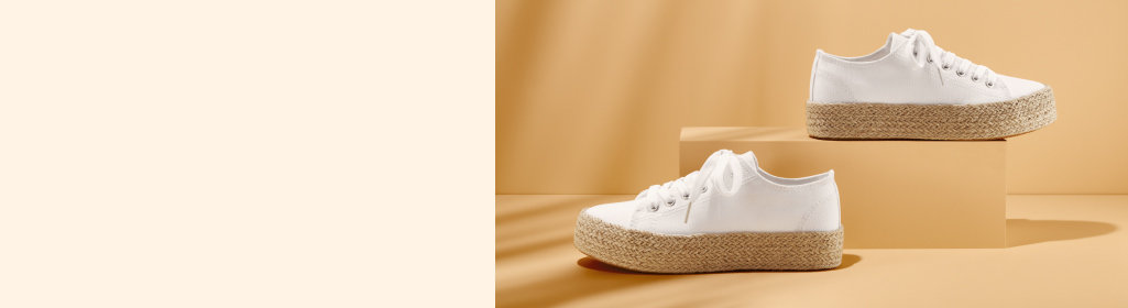 STYLISH SNEAKERS. Not just for your casual Fridays. Shop Women's Sneakers >
