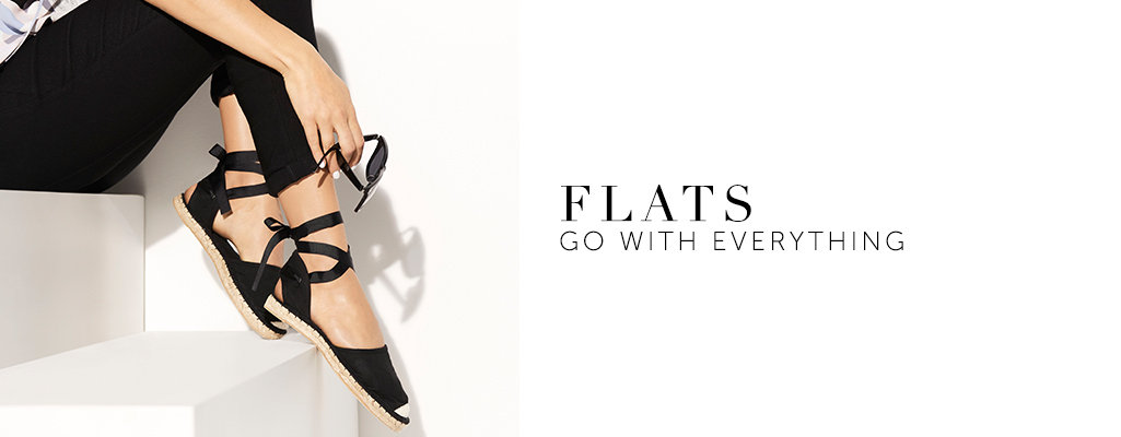 Flats - Go with everything