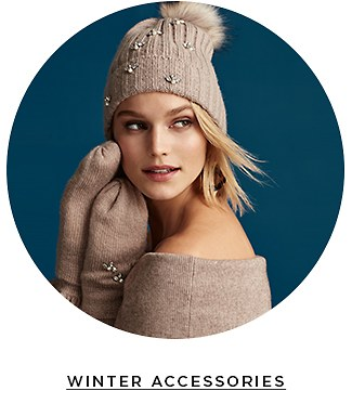 Shop Winter Accessories For Women
