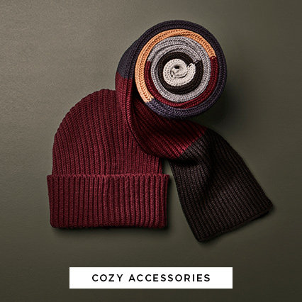 Shop Winter Accessories for Men