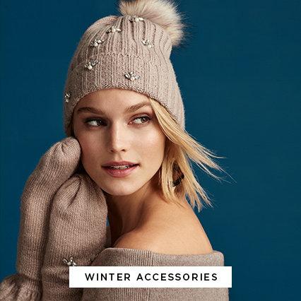 Shop Winter Accessories for Women