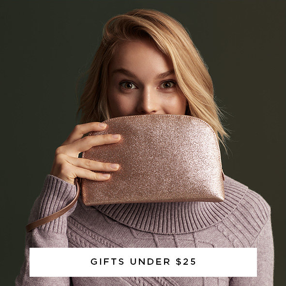 Shop Gifts Under $25 for Women