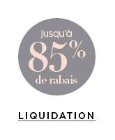Magasinez les soldes de liquidation