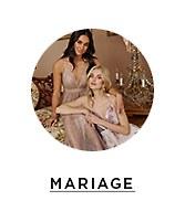 Magasinez la boutique mariage