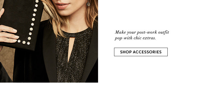 Shop Accessories for Women