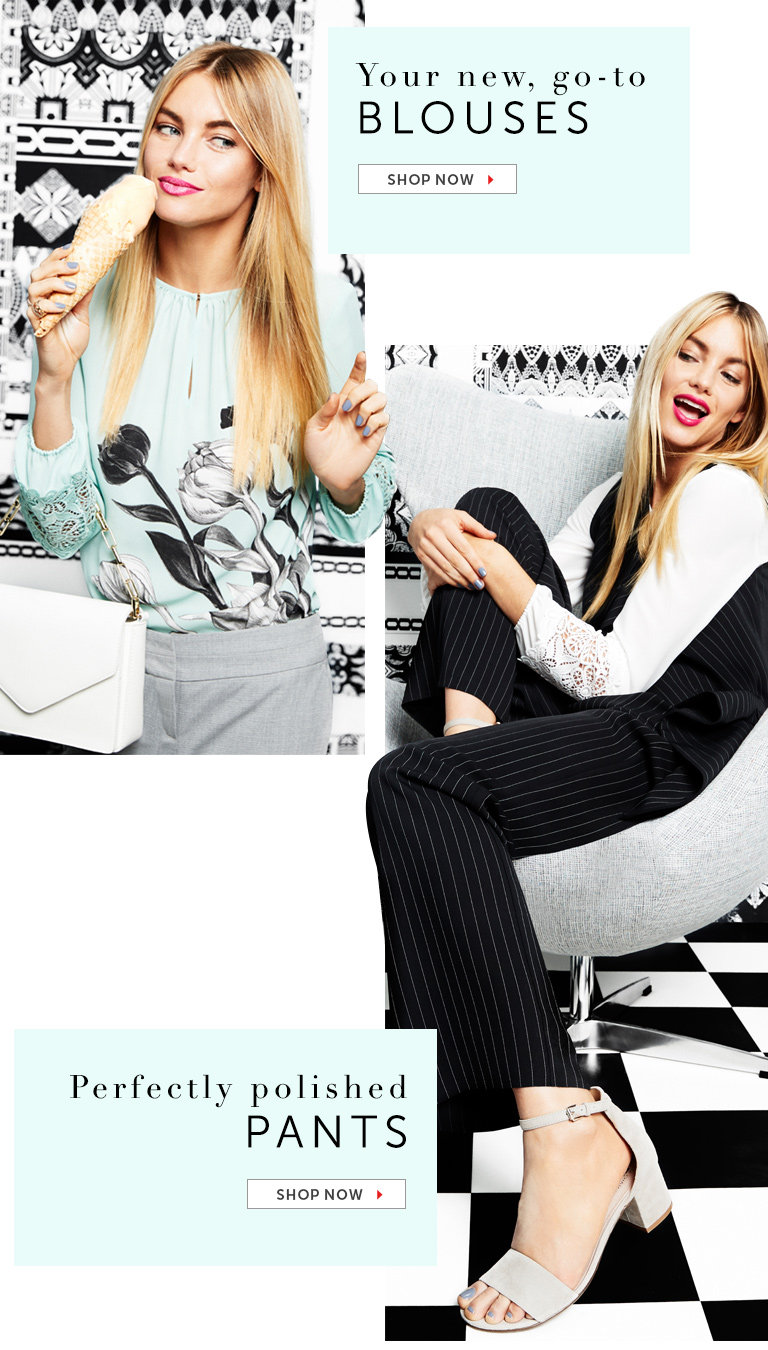 Shop Women's Blouses and Tops