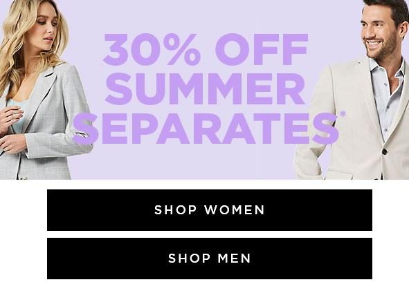 Shop Women's Summer Separates