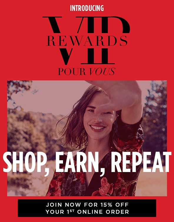 Shop, Earn, Repeat