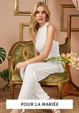 Magasinez les robes de mariée