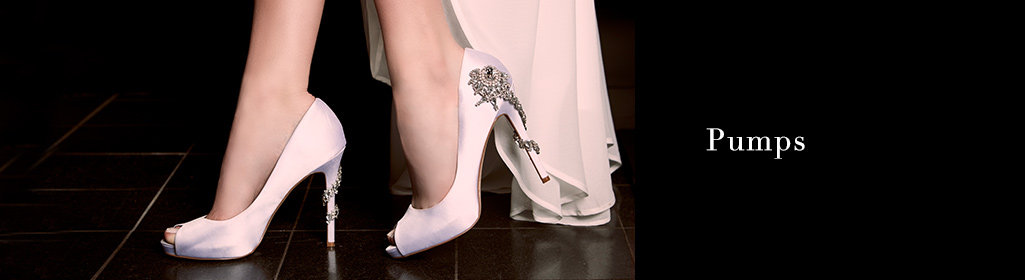 Shop Pumps for a Wedding