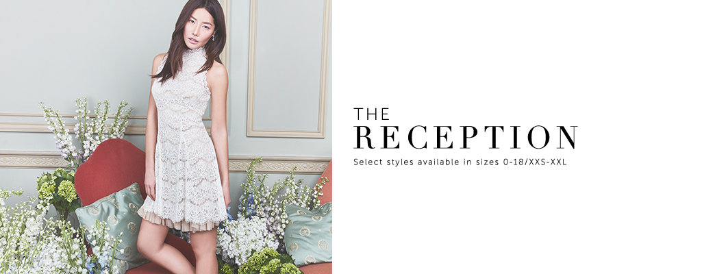 Shop Reception Dresses