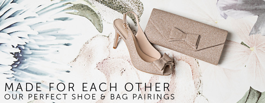 Our Perfect Shoe and Bag Pairings