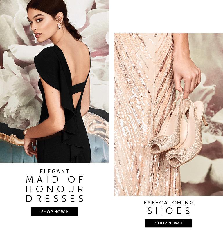 Shop Maid of Honour Dresses
