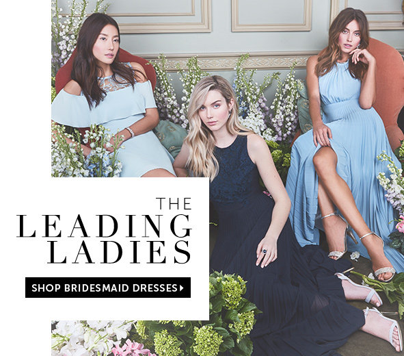 Shop Maid of Honour Dresses