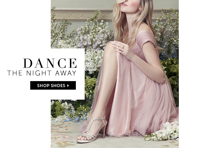 Shop Wedding Shoes