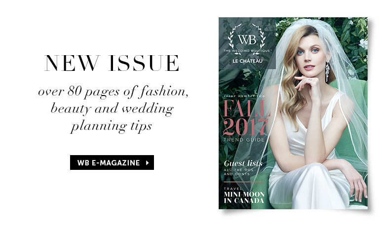 Wedding Boutique Magazine