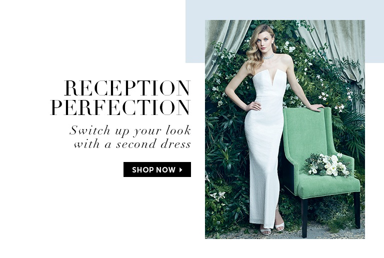 Shop Recepetion Dresses