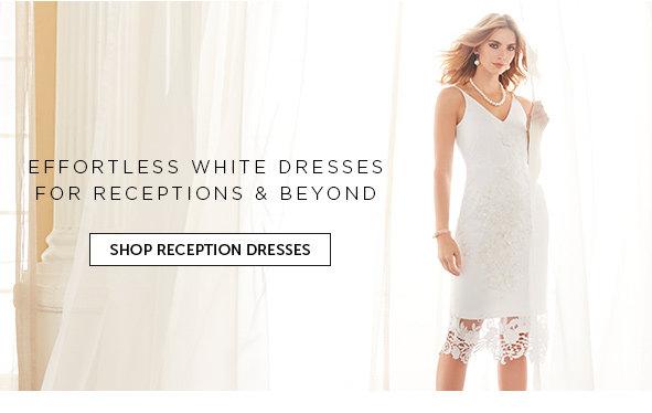 Shop Reception Dresses