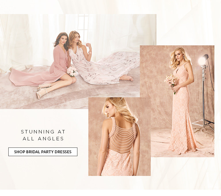 Shop Bridesmaid Dresses