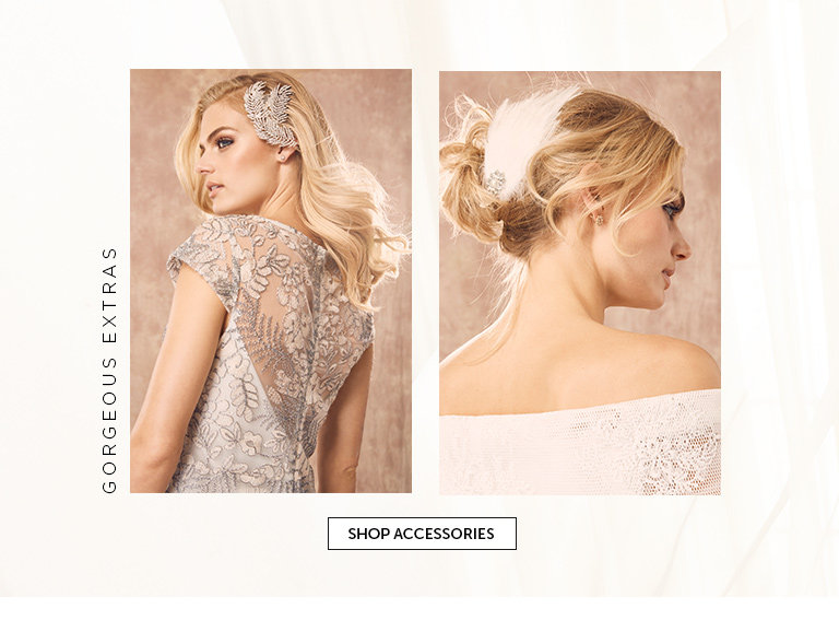 Shop Accessories for a Wedding