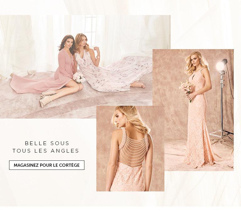 Magasinez les robes pour les demoiselles d'honneur