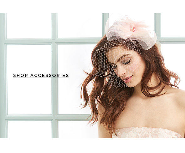 Shop Wedding Accessories