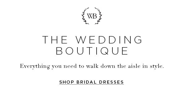Shop Bridal Gowns