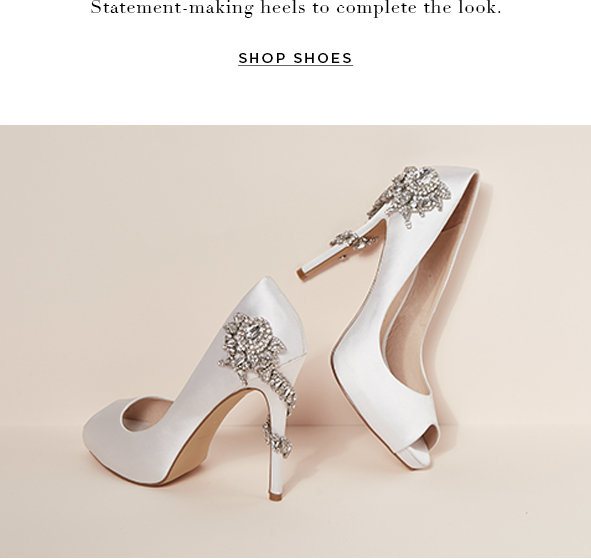 Shop Shoes for a Wedding