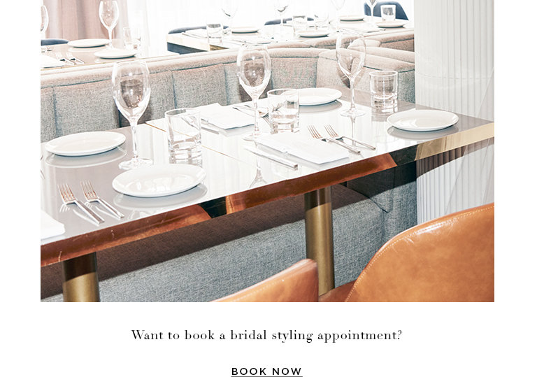 Book a Styling Appointement