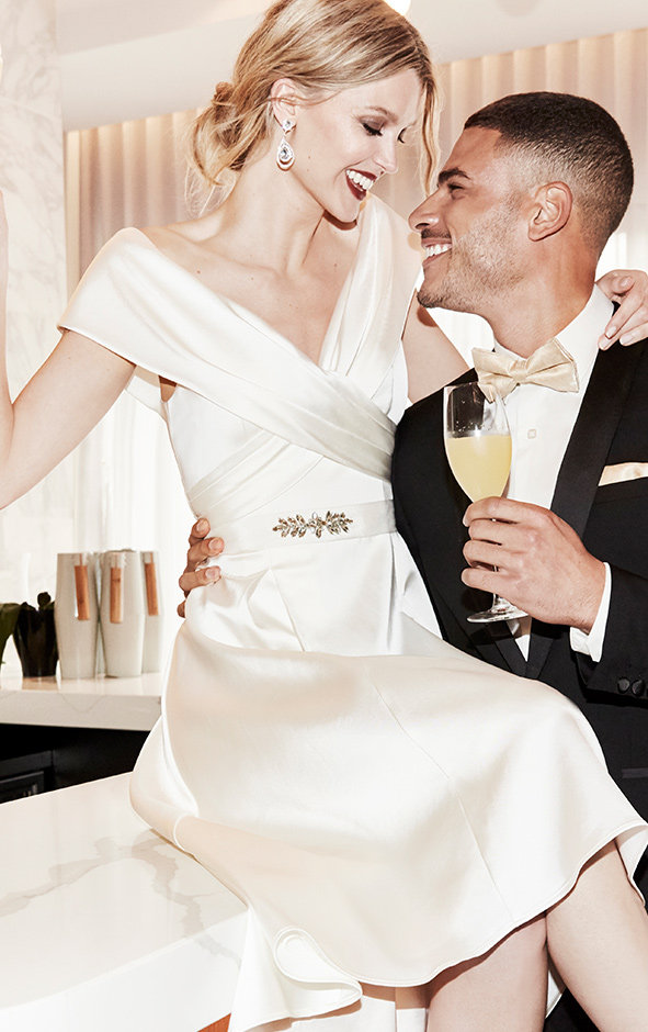 The wedding boutique.Everything you need to walk down the aisle in style. Shop bridal dresses