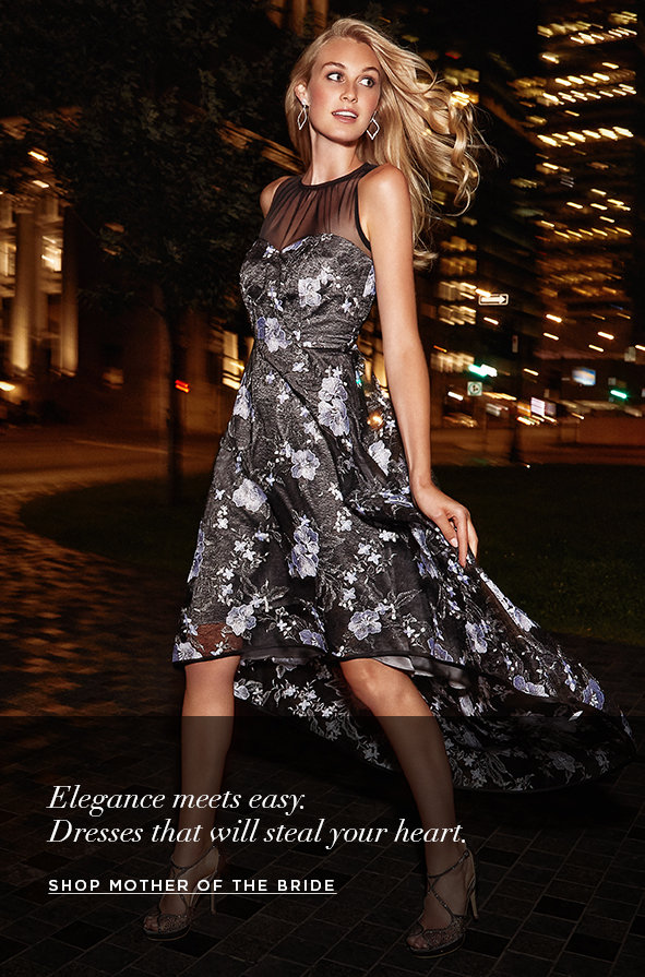 Elegance meets easy. Dresses that will steal your heart.