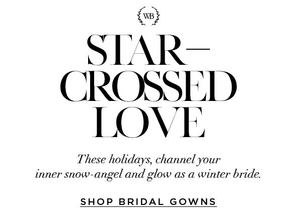 Shop Winter Wedding Dresses