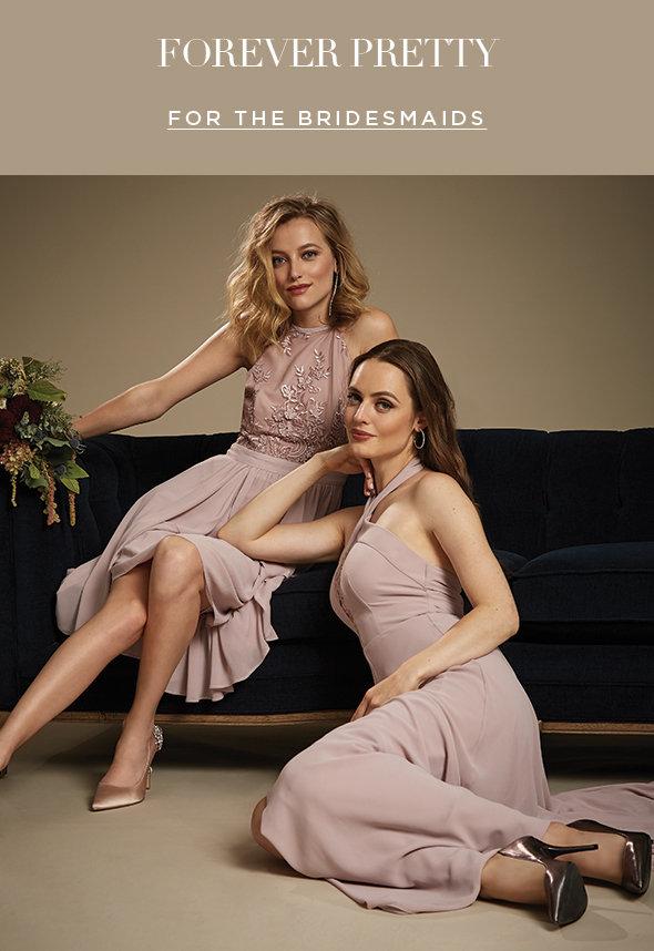 Shop Bridal Party Dresses
