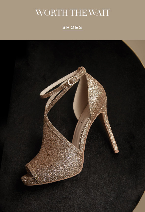 Shop Bridal and Party Shoes