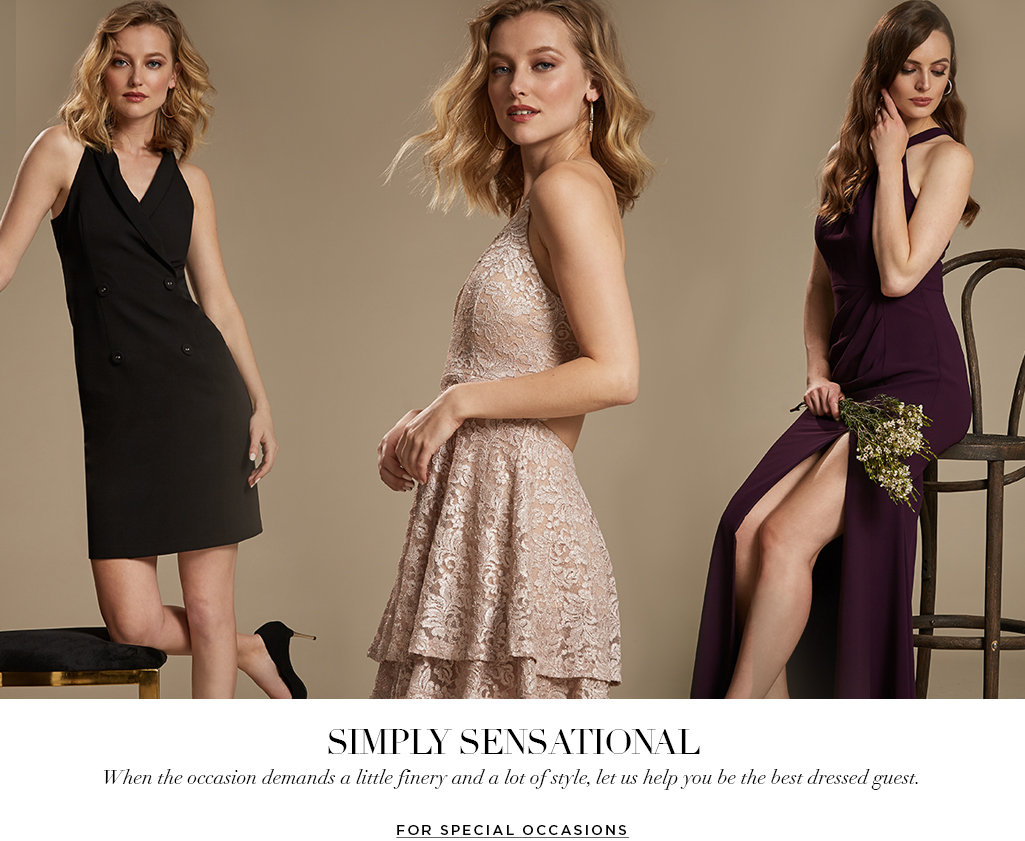 Dresses & Outfits for Wedding Guests & Special Occasions