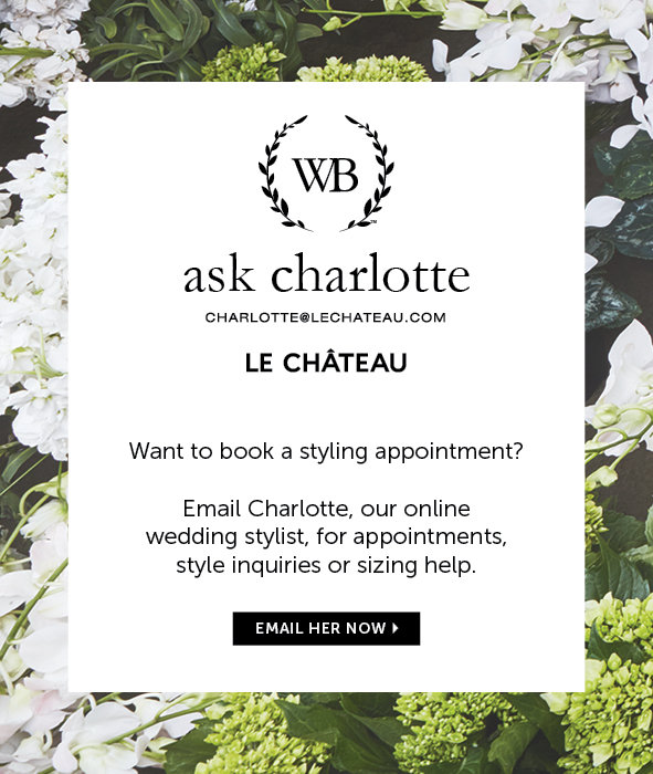 Ask Charlotte Our Wedding Stylist