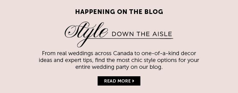 Explore the Wedding Boutique Blog