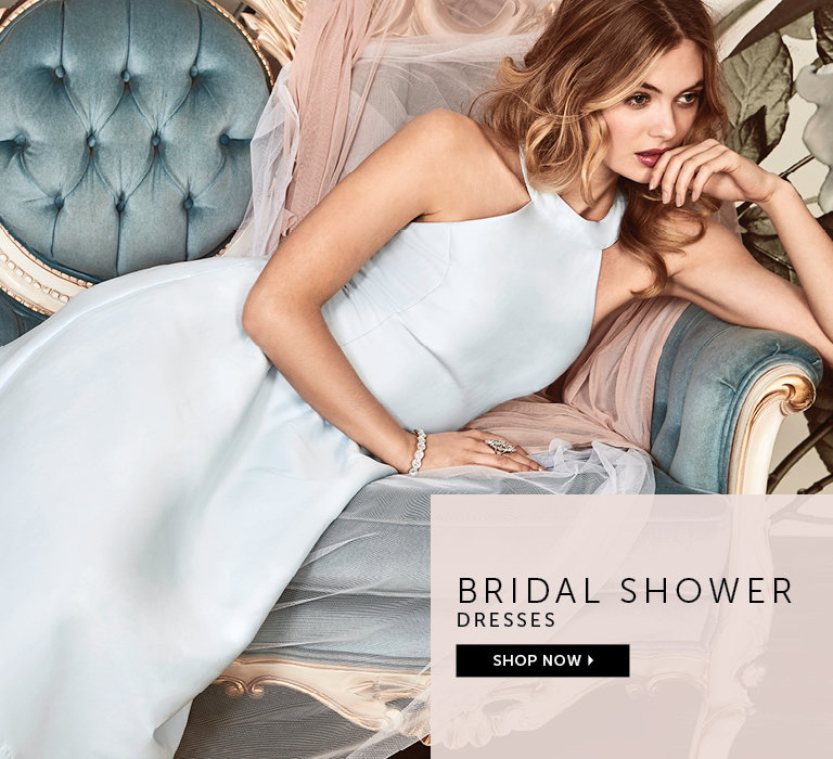 Shop Bridal Shower Dresses