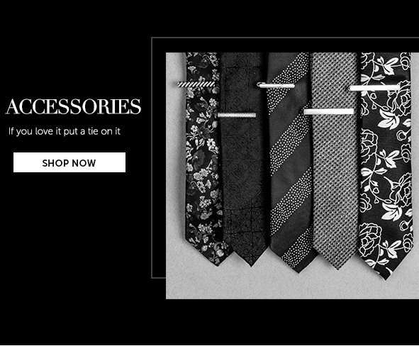 Shop Accessories for Men