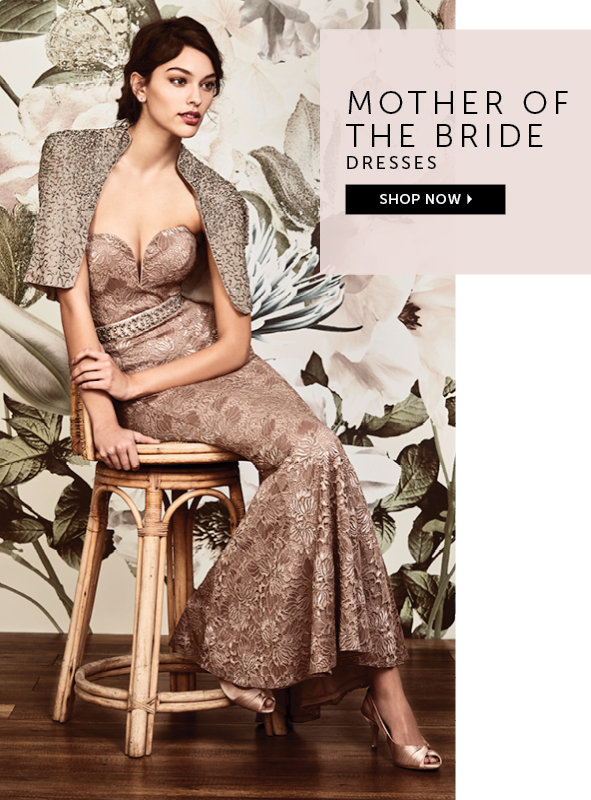Shop Mother of the Bride Dresses