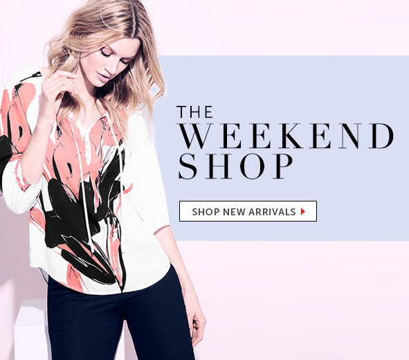 Shop Weekend Styles