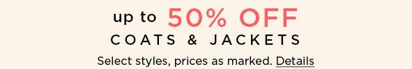 Shop Coats on Sale