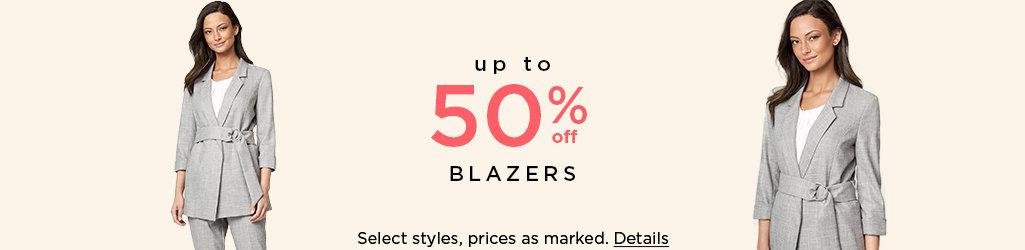 Shop Blazers on Sale