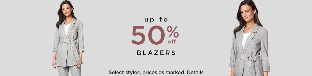 Shop Blazers on Sale