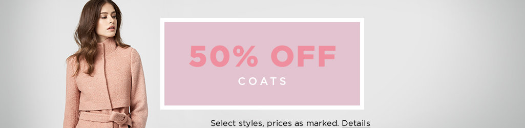 Shop Women's Coats on Sale