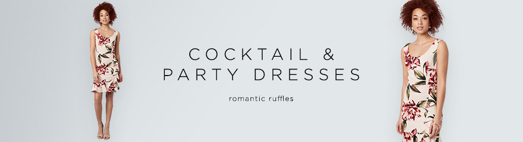 Shop Women's Cocktail Dresses