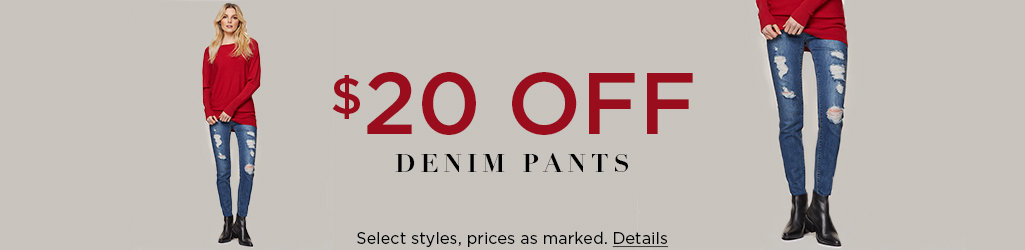 Shop Denim on Sale
