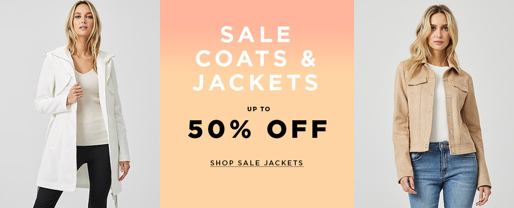 Shop Sale Coats
