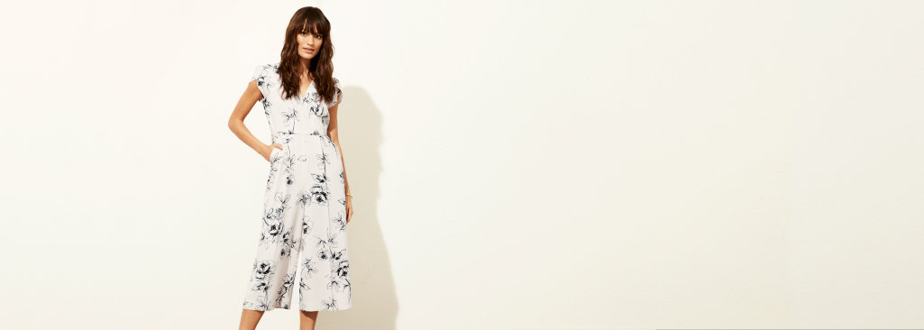 Jumpsuits. Easy, effortless, and promise a perfectly pulled-together look.