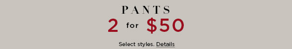 Shop Pants on Sale